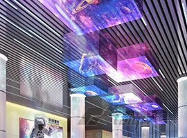 透明LED屏